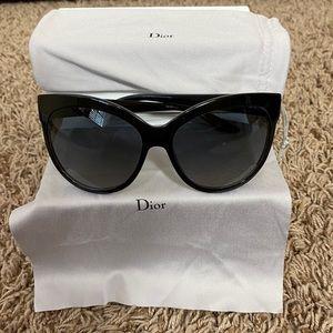 Like New Dior Cat Eye Sunglasses